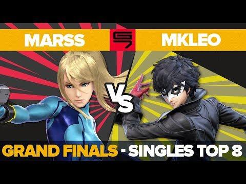 Marss vs MkLeo - GRAND FINALS: Top 8 Ultimate Singles - Genesis 7 | ZSS vs Joker
