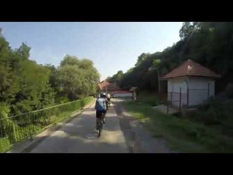 [GoPro Hero 4] 4k/30fps Kalandpark Downhill