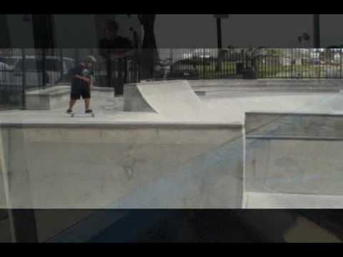 Sten & Camden Carr skateboard highlight reel 05/2009