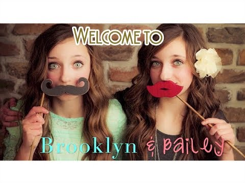 Welcome to BrooklynAndBailey!   Intro Video