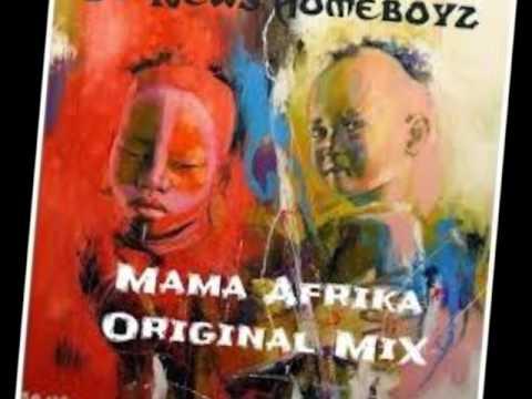 Dj News Ft. Leonilde - Mamã Afrika (Original Mix)