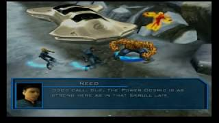 PS2 Fantastic Four: Rise of the Silver Surfer Tibetan Village