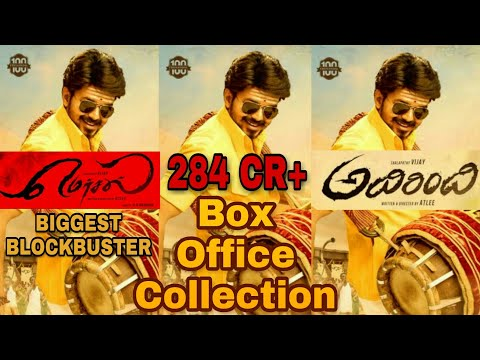 BIGGEST BLOCKBUSTER:Mersal & Adirindhi Worldwide Box Office Collection