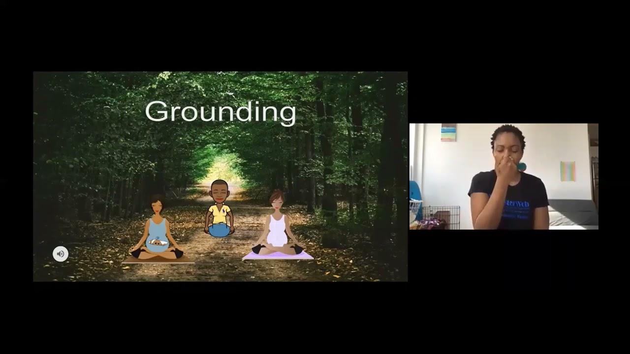 Grounding with Marlee-I Mystic