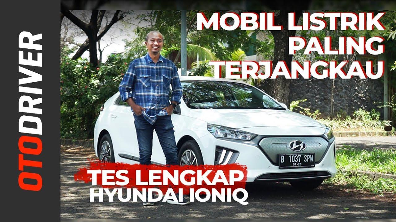 Hyundai Ioniq 2020 Review Indonesia Otodriver Youtube