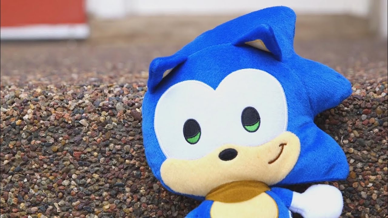 Sonic Emoji Plushies Trailer by Tomy