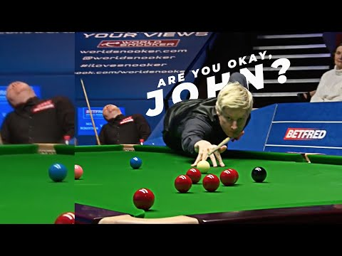 What's Happened To John Higgins?  |  2019 Betfred World Championship