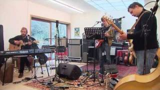 ABSYNTHE MINDED - rehearsal in Ghent, Belgium