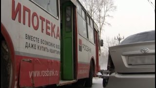 Накануне экзамена по вождению ученица автошколы попала в ДТП.MestoproTV