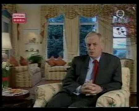 1995年香港總督彭定康農曆新年賀辭 - YouTube