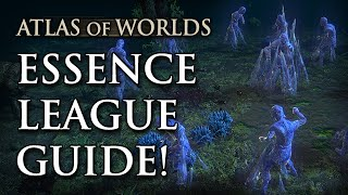 Path of Exile: ESSENCE League Beginner's Guide - Everything You Need to Know