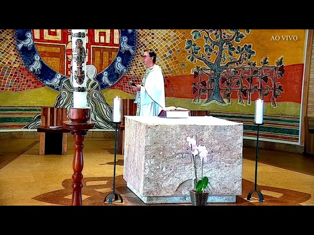 Santa Missa Domingo da Misericórdia | 11/04/2021