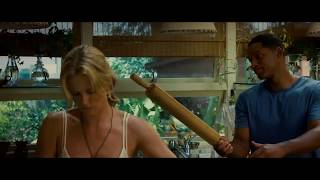 Hancock (2008) - Hancock Finds Out The Truth About Ray's Wife   HD (1080p/60fps)