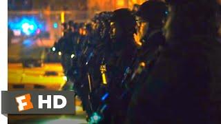 Captive State (2019) - Police Raids Scene (6/10) | Movieclips