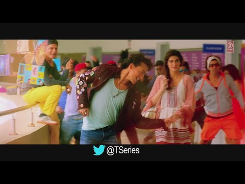 Chal Waha Jate Hai Lyric VIDEO Song - Arijit Singh  Tiger Shroff, Kriti Sanon  T-Series
