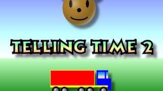 Children's: Telling Time 2