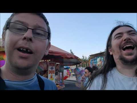 Mega Value Fun Parks, Wallasey VLOG 26/05/17  (Coaster World)