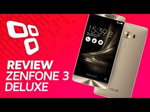 Asus Zenfone 3 Deluxe - Review - TecMundo