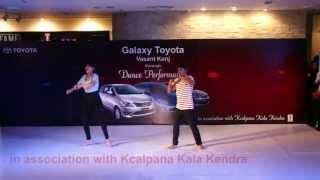 DISCO DEEWANE Toyota Dance choreography Dance Kcalpana Kala Kendra