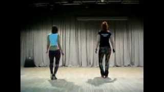 Видео: Kristina Shatalova & Ksenia Georgadze LADY STYLE in Kizomba