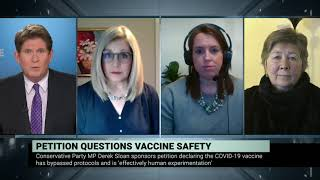 The debate on Canada's vaccine strategy