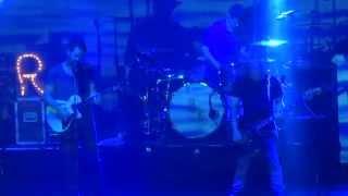 Revolverheld - Hinter der Elbe New York - Live - Kempten Big Box - 12.12.2014