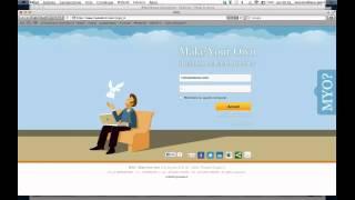 user - visualizzazione del cedolino da mail