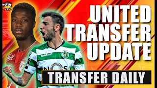 Bruno Fernandes & Pepe transfers to Manchester United are OFF! Man United Transfer News