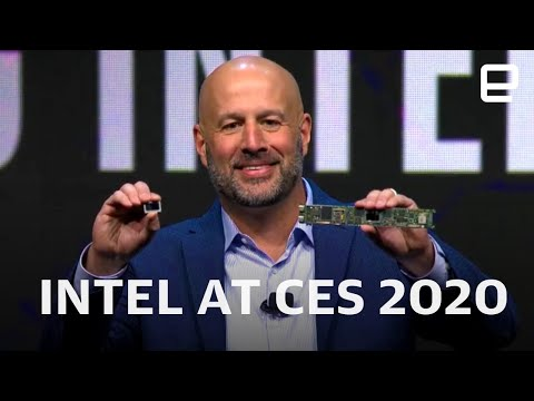 Intel event at