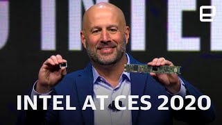 Intel event at CES 2020 in 9 minutes