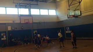 4/23/18 6th Grade  Girls Basketball T E P vs. B R O N X E X C E L L E N C E Highlights W 11-8