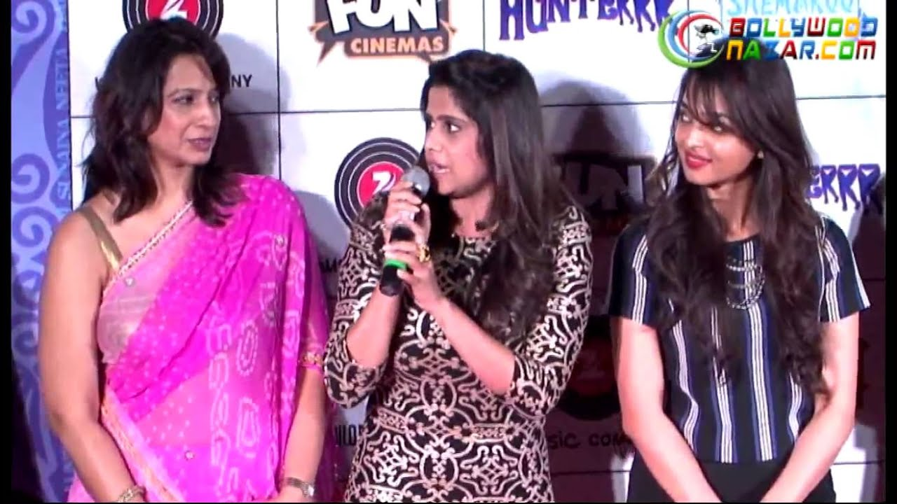 Download TEAM OF 'HUNTERRR' AT FILMS MUSIC LAUNCH
