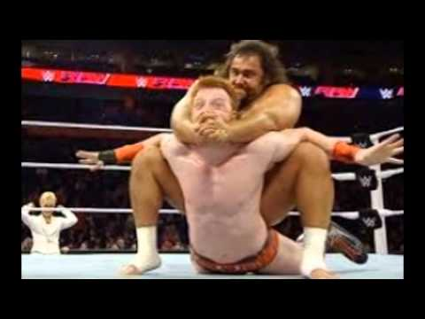 MY BEST WWE FINISHING MOVES PART-2