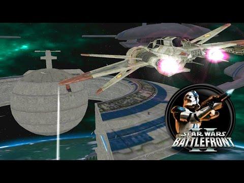 Star Wars Battlefront II Mods (PC) HD: Battles of the Storm - Kashyyyk: The Storm