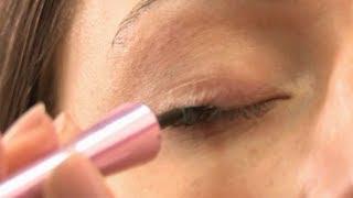 видео Подводка для глаз - четкость линий