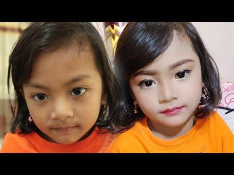 Make Up Yang Aman Untuk Anak Anak Tutorial Make Up Anak Anak