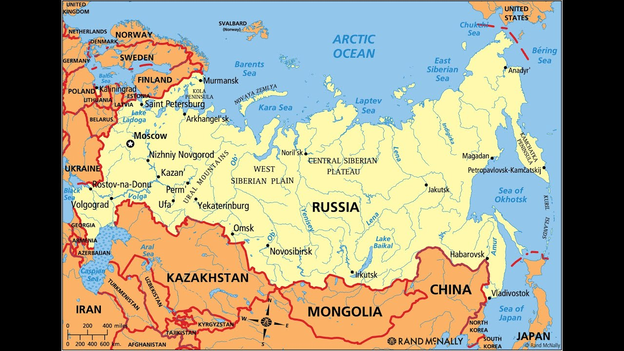Russia And Its Unlikely Allies In The Prophecies Of The End Times