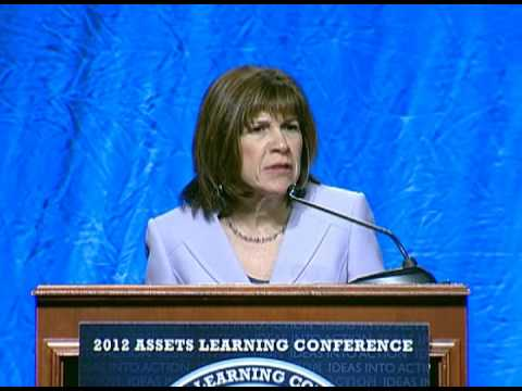Andrea Levere's State of the Field at CFED's 2012 Assets Learning Conference