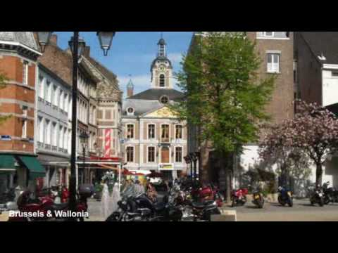 Brussels & Wallonia by Joseph Jeanmart - Music by Luc Baiwir