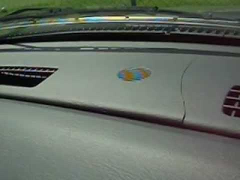 Dodge Ram Dash Cracking