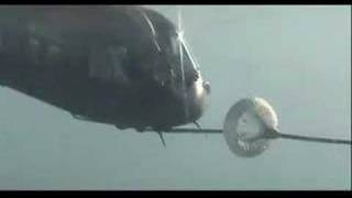 HH-71 Aerial Refueling Test
