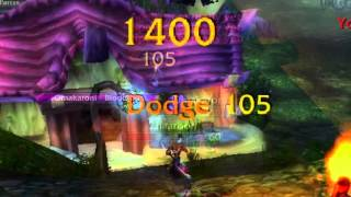 60 Hunter PvP Nostalrius