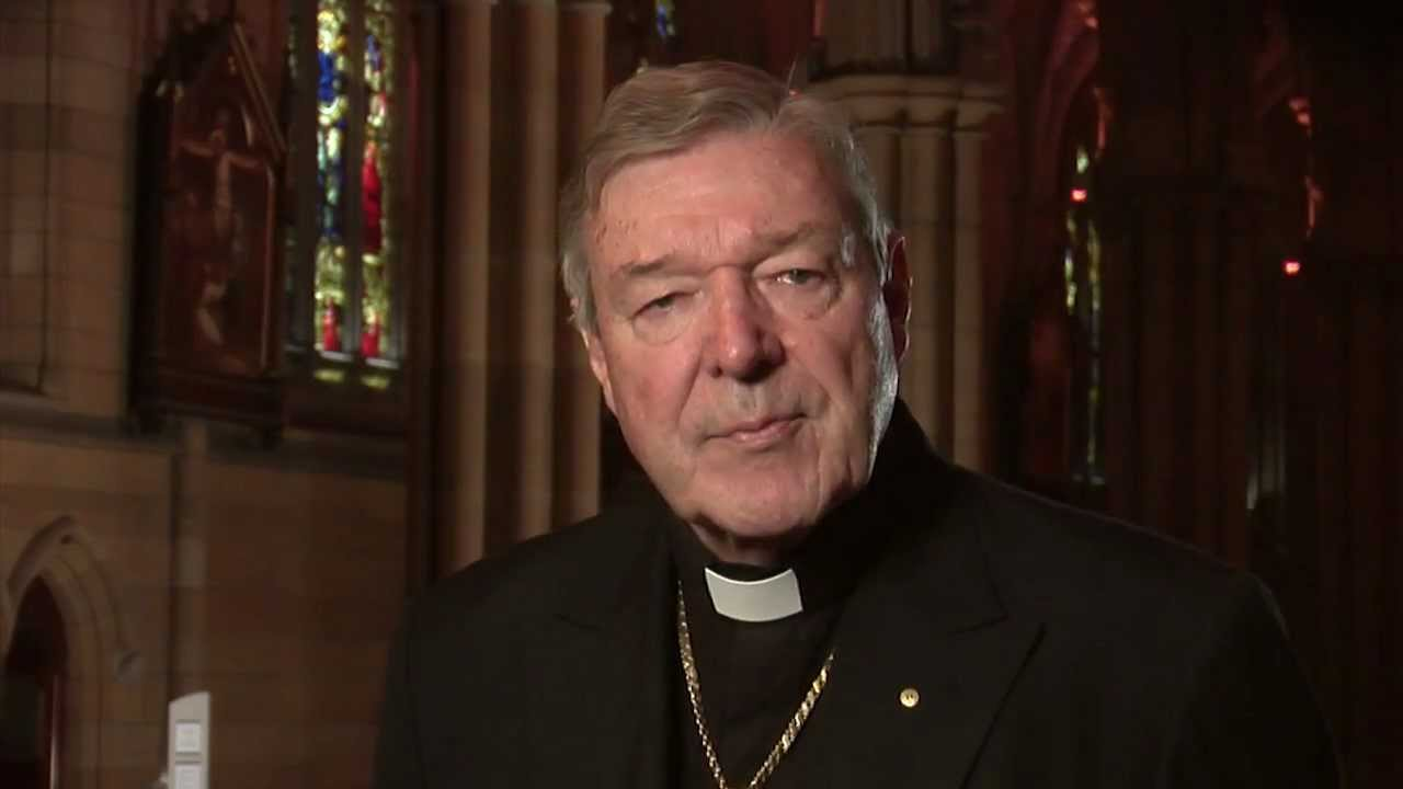 Easter Message 2012  Cardinal George Pell Archbishop of