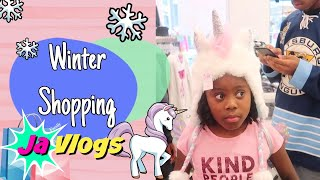 Winter Shopping!❄ | JaVlogs