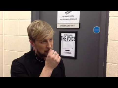 The Voice of Ireland - Kian Egan interview
