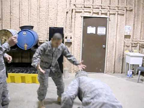 Air Force Dirt Boy Instructors Impersonation
