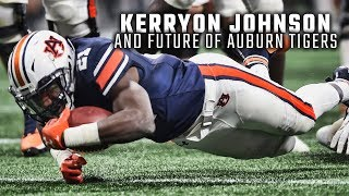 Kerryon Johnson and Auburn's future at running back