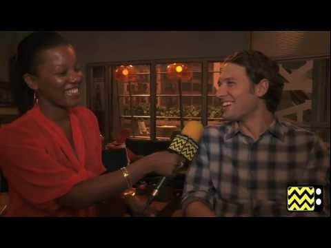 AfterBuzz TV Interviews Michael Cassidy @ Men At Work