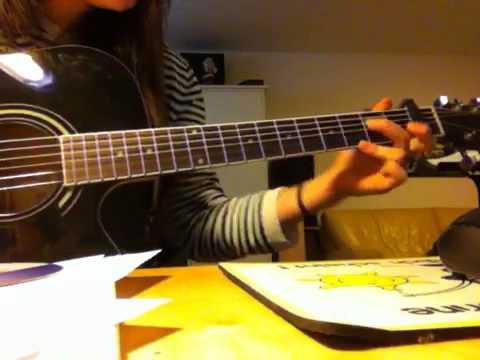 Philipp poisel wie soll ein mensch das ertragen/ gitarre le