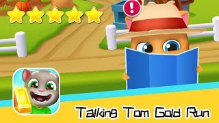 Talking Tom Gold Run Day60 Walkthrough The best cat runner game! Recommend index five stars